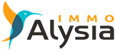 Immo-Alysia Logo